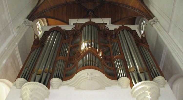 Orgel Martinikerk Doesburg - Anton Vierbergen